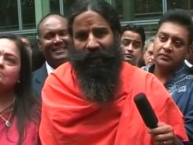 Video : मेरे साथ आतंकियों जैसा सलूक हुआ : रामदेव