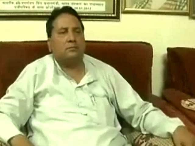 Video : Rajasthan minister Babu Lal Nagar booked for rape: state govt recommends CBI probe