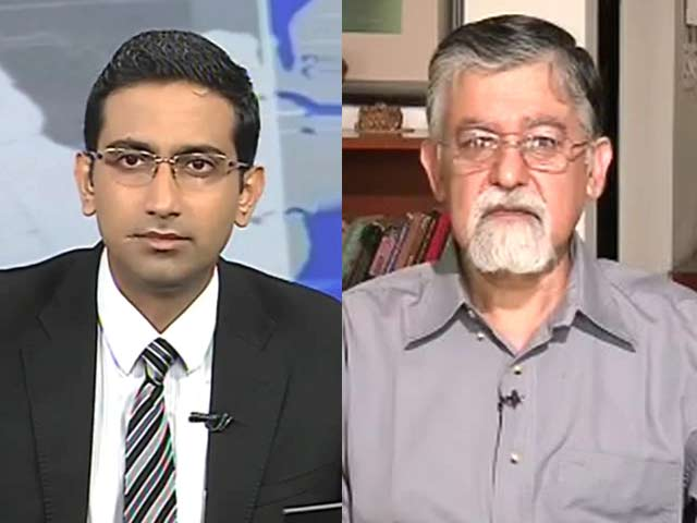 Video : Curbing inflation will check rupee fall: Arvind Virmani