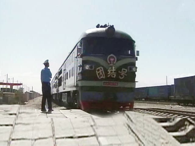 Video : Special Report: Train to a secret land (Aired: September 2006)