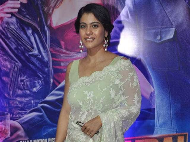 Video : No Kajol for Yash Raj Films bash?