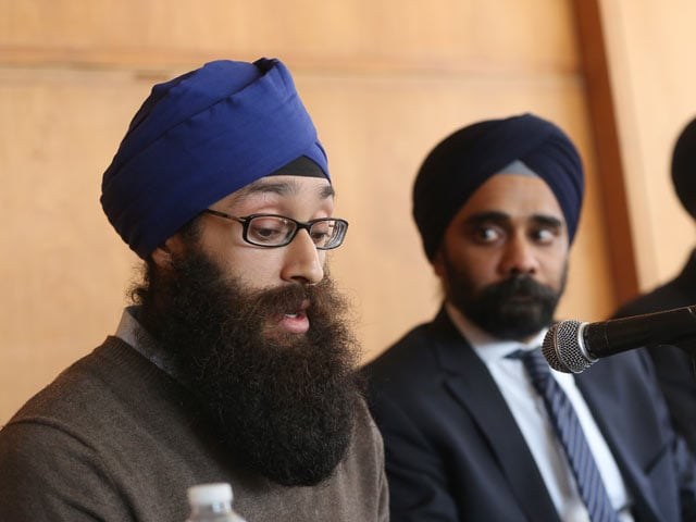 Video : They beat me, called me Osama and a terrorist, says Sikh professor attacked in US