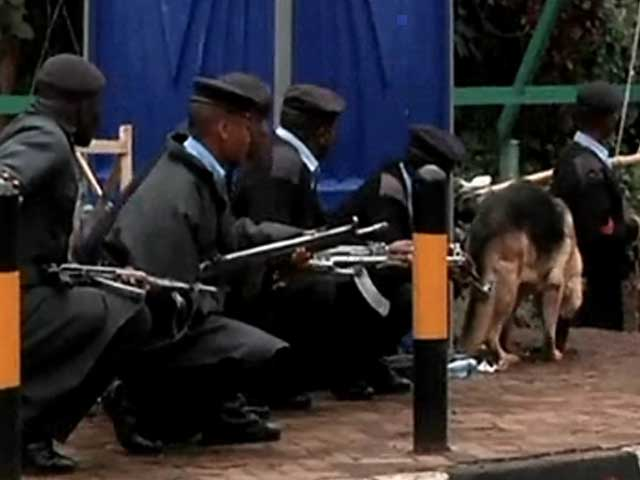 Video : Kenya says all hostages freed in Nairobi shopping mall siege