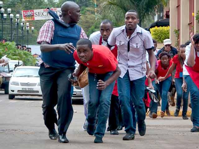 Videos : केन्या : मॉल में सेना का ऑपरेशन आखिरी दौर में