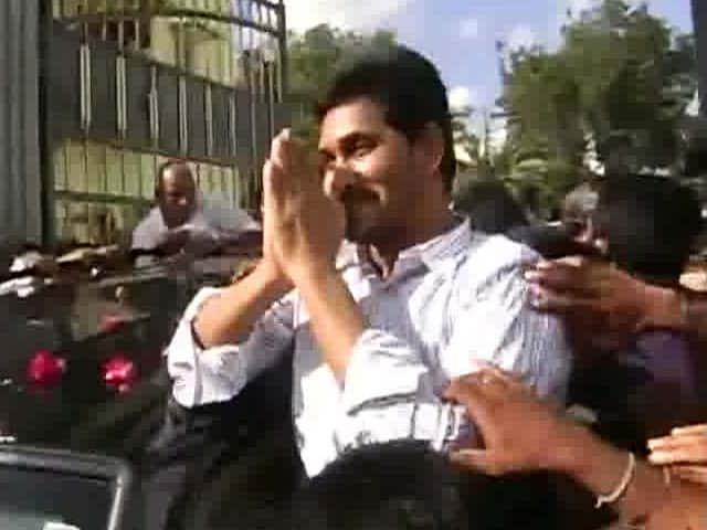 Videos : 16 महीने बाद जेल से रिहा हुए जगनमोहन मोहन रेड्डी
