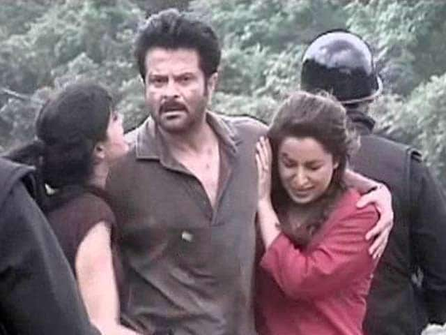 Video : Anil Kapoor and his <i>24</i> ladies
