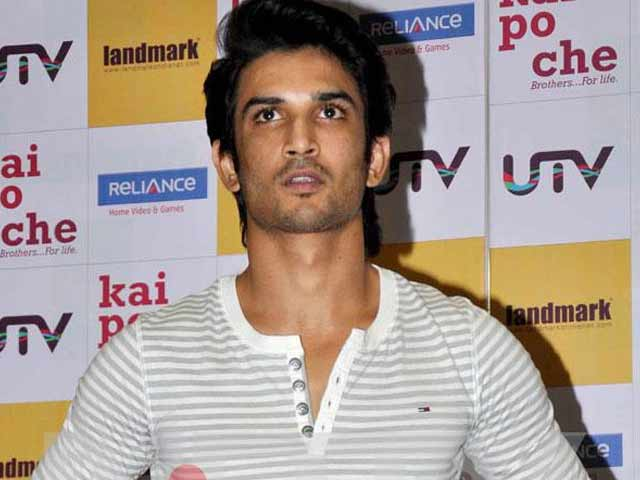 Sushant Singh Rajput not part of Subhash Ghai's film