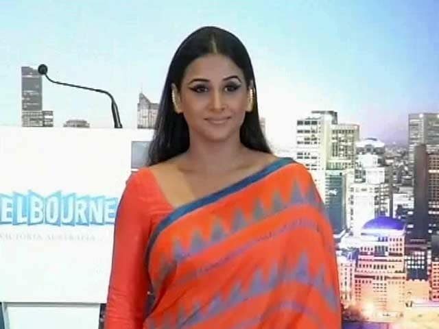 Video : Vidya goes slim for <i>Shaadi Ke Side Effects</i>
