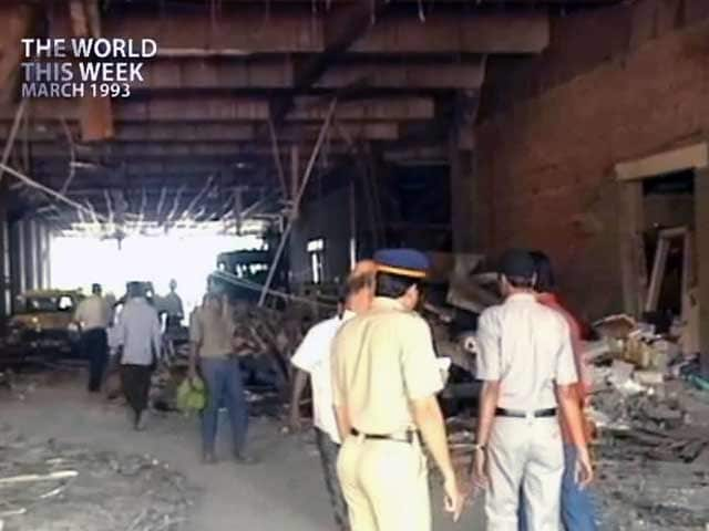Video : 1993 blasts: What exactly happened in Bombay? (Aired: March 1993)