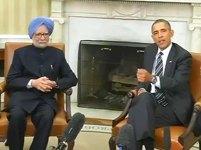 Video : पीएम ने की ओबामा से मुलाकात