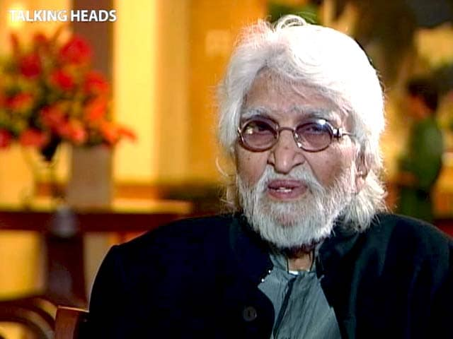 Video : Talking Heads: M F Husain (Aired: 2000)