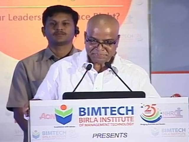 Video : BIMTECH event: Is your leadership science right?