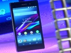 सोनी का नया वाटरप्रूफ सुपर मॉडल फोन
