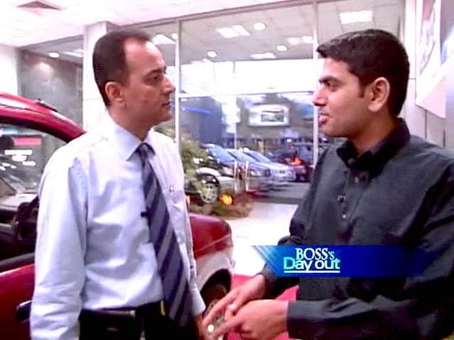 Video : Boss' Day Out: Aditya Vij