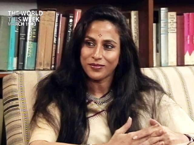 Video : The World This Week: Shobhaa's secrets (Aired: March 1993)