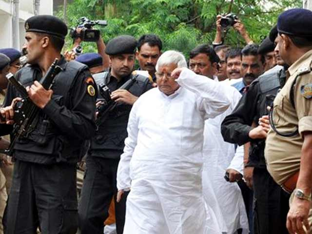 Lalu Yadav, Expert On Fodder, Can Tend Cattle In Jail, Said Judge