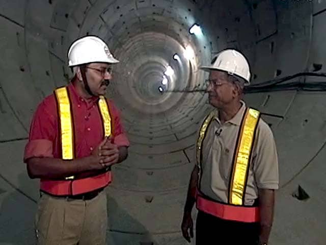 Video : Walk The Talk: E Sreedharan (Aired: 2003)