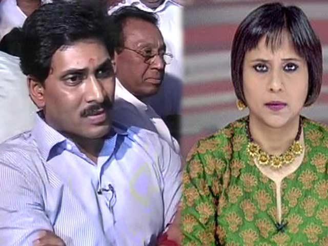 Video : We want Mohabbat-nagars, and not Muzaffarnagars: Jagan tells NDTV