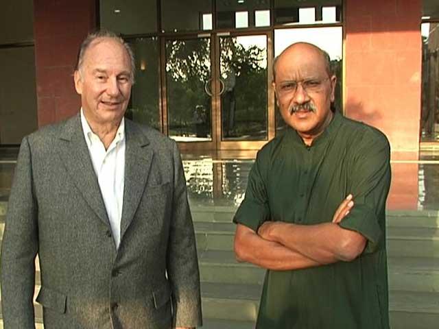 Video : Walk The Talk with His Highness Aga Khan