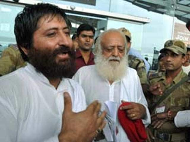 Video : Two sisters accuse Asaram Bapu, his son of raping them; case registered in Surat