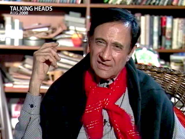 Video : Talking Heads with Dev Anand (Aired: August 2000)