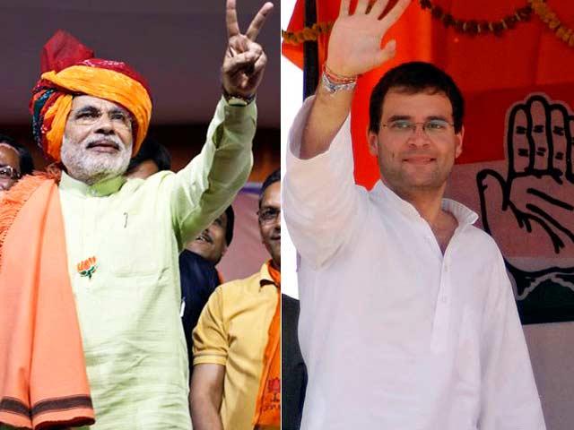 Video : Narendra Modi most Googled Indian politician, Rahul Gandhi No 2: survey
