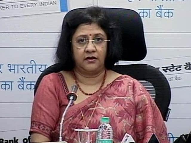 Video : SBI gets first woman boss, Arundhati Bhattacharya appointed chief