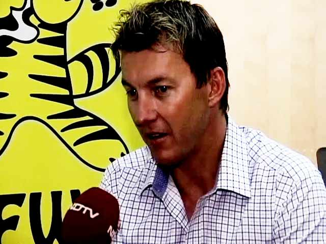 Video : It is pretty hard to get past Sachin's 200 Tests: Brett Lee