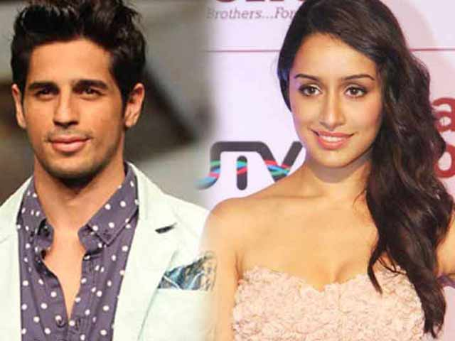 Video : Shraddha Kapoor and Siddharth Malhotra attend workshops for <i>Villain</i>