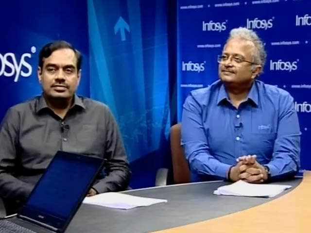 Video : Hedging helped tackle currency volatility: Infosys