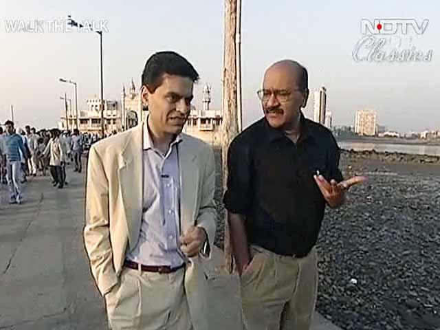 Video : NDTV Classics: Walk The Talk with Fareed Zakaria