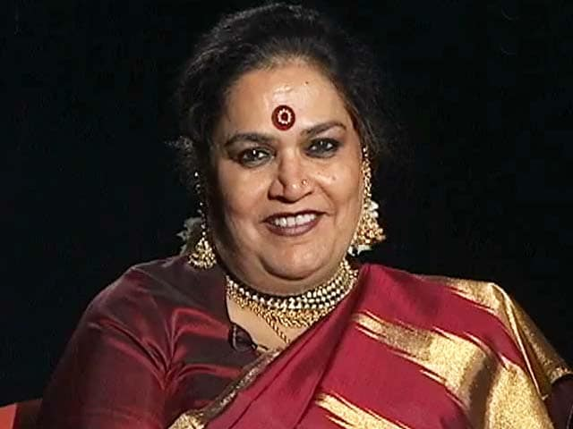 Video : I to I with Usha Uthup (Aired: July 2003)