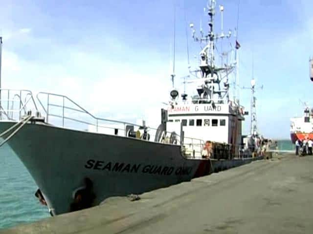 Video : US ship with guns sparks massive probe, hunt for diesel suppliers
