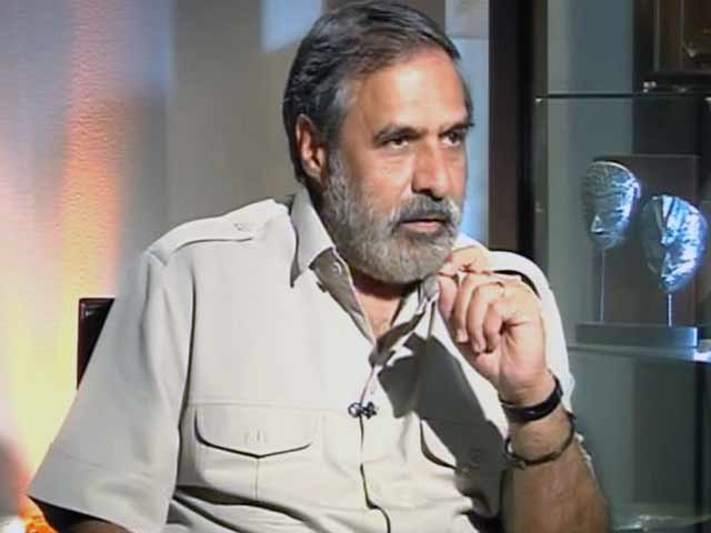 Video : Birla, other corporates held in high esteem: Commerce Minister Anand Sharma