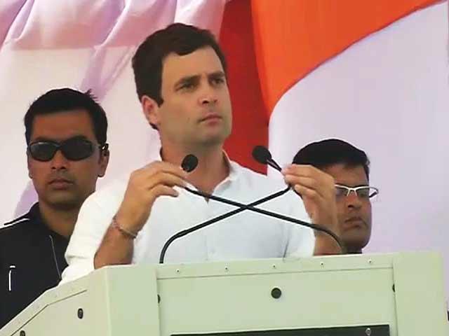 Video : मां बीमार थी, फिर भी फूड बिल पर वोट करना चाहती थीं : राहुल