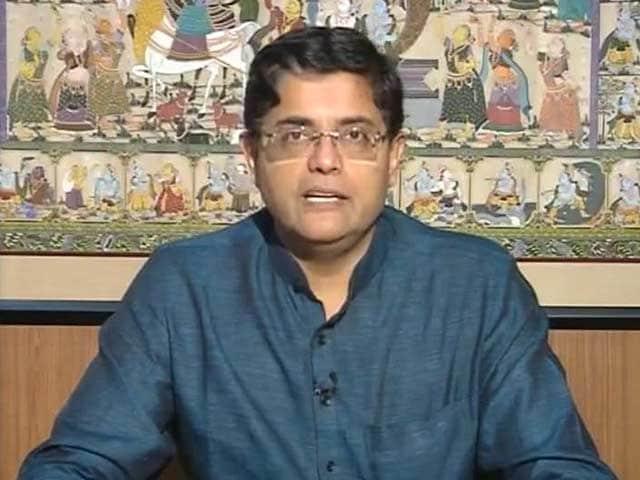Video : Centre shouldn't discriminate with Odisha: BJP MP Jay Panda