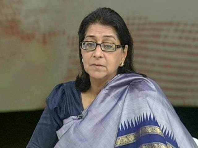 Video : Highly regarded business leaders cannot be made scapegoats: Naina Lal Kidwai