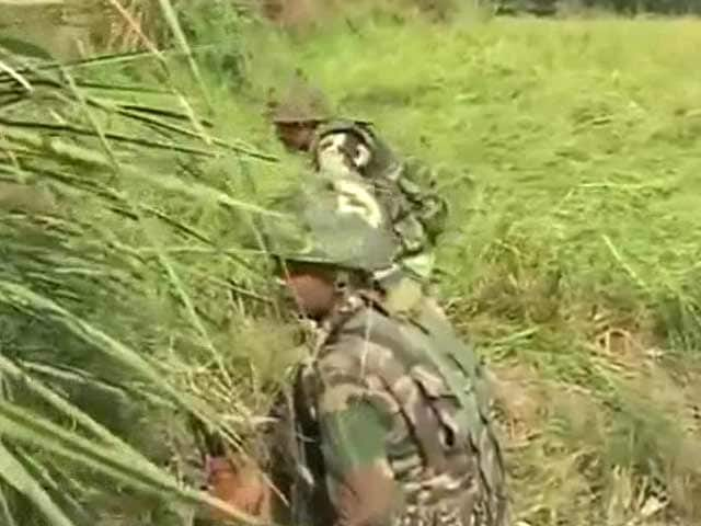 Video : Pakistan violates ceasefire again, seventh time in 48 hours