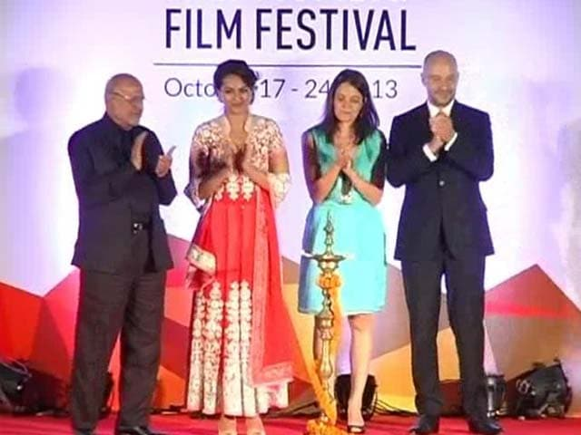 Mumbai Film Festival kicks off with star-studded start