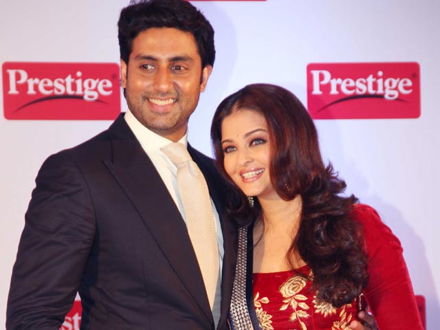 Video : Aishwarya, Abhishek to host a fundraiser with Sharon Stone