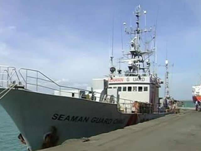 Video : US ship crew jailed; UK seeks consular access to six British nationals
