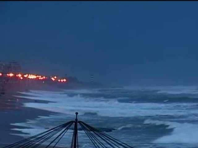 Video : Phailin: Winds of fury