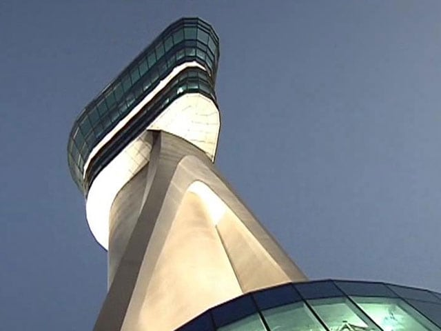 Video : Costing Rs. 100 crore, Mumbai to get India's tallest Air Traffic Control tower