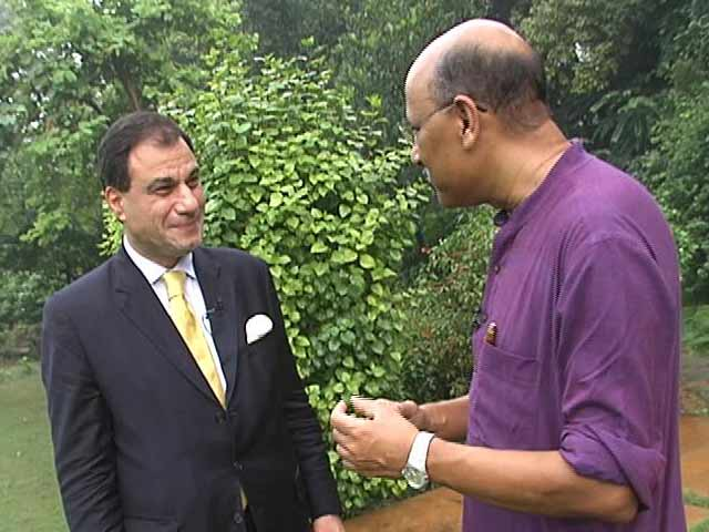 Video : Walk The Talk with Lord Bilimoria