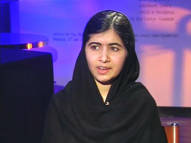 Video : भूतों से डर लगता है, लेकिन तालिबान से नहीं : मलाला