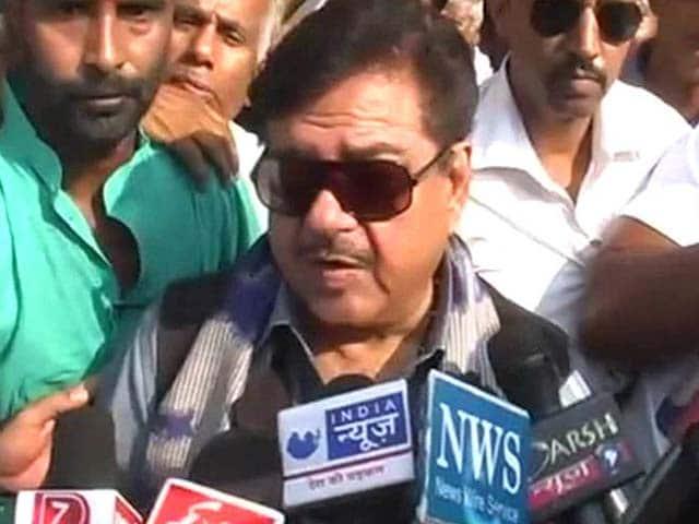 Video : New entry in Modi fan club: one-time detractor Shotgun