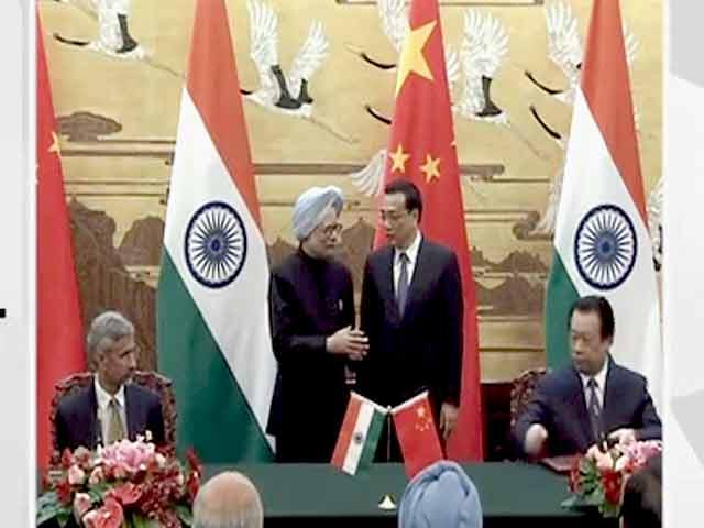 Video : भारत ने चीन से किया सीमा रक्षा सहयोग करार