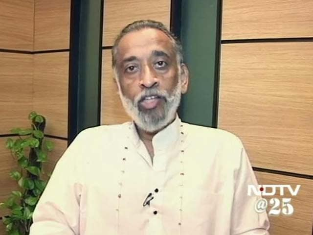 Video : All the best for your forward journey: Dilip Cherian