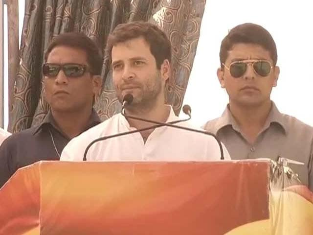 Video : To connect with voters, now Rahul offers memories of Indira