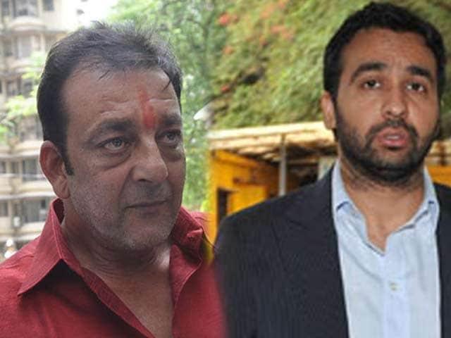 Video : Sanjay Dutt finally at peace with Shilpa Shetty's husband?